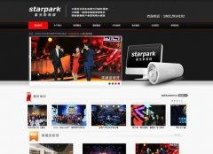 优化型网站建设案例-星光影视